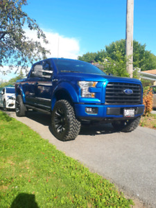 2017 Ford F150 FXR for sale