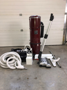 Kenmore central vac system.