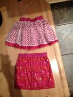 Children's Place girls skirts size 10/12 large