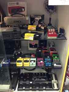 ELECTRIC, BASS AND ACOUSTIC GUITARS THAT ALL RANGE IN PRICE Kingston Kingston Area image 6