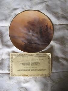 Bradford Exchange Collectors Plates - New & Numbered