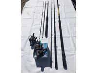 Fishing Rods x2