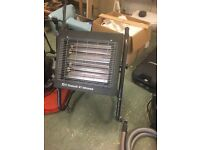 SIP infrared heater