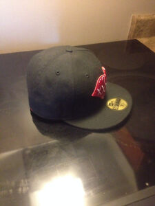 59FIFTY / New Era / black n red / super clean / new West Island Greater Montréal image 5