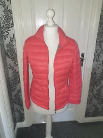 Coral spring jacket size 8-10