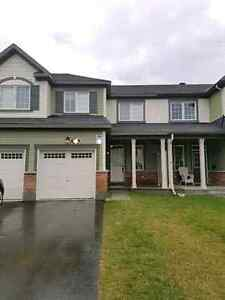 New Barrhaven townhouse Available NOW