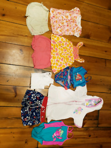 2 years old summer 10 pieces