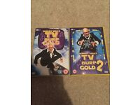 Harry hill to burp gold 1 and 2