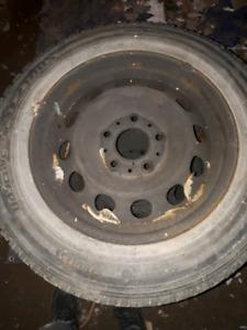 Tire dhiver toyo 5x120