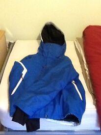 Summit ski jacket