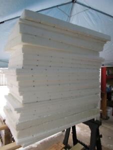 Styrofoam  isolant