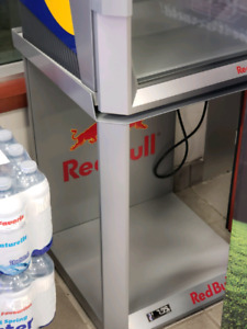 Red Bull Mini Fridge Stand