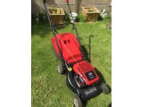 Mountfield petrol mower Serviced