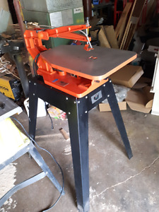 Sakura Scrollmate 21 scroll saw