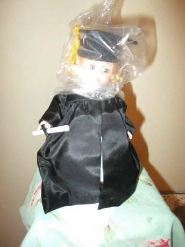 Madame Alexander 307 Graduation Doll 8 Americana W/Box Tag Stand Vintage 1995 - $24.00