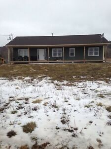 3 bedroom house for sale on 4 acres