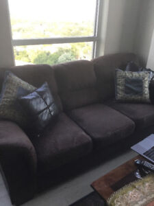 Three seat sofa in a good condition