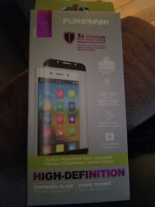 PureGear Tempered Glass  for Samsung Galaxy S8 $35 OBO