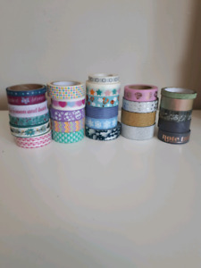 Small washi tape collection