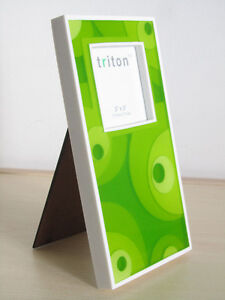Triton Photo Frame Desk Photo Display Green *NEW*