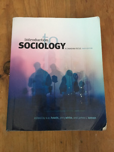 Introduction to Sociology: A Canadian Focus (Tenth Edition)