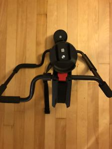 Adapteur de siège d'auto pour poussette Baby jogger City Select