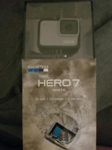 Gopro hero 7 white.