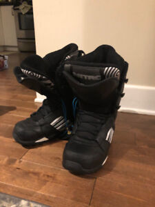 Men's Size 11 Nitro Reverb Snowboard Boots - GREAT CONDITION!