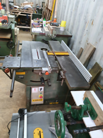 Startrite k210 multi function woodwork machine