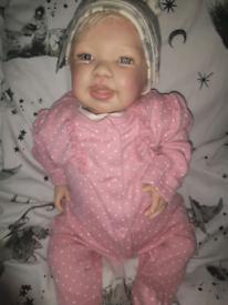 Reborn baby doll