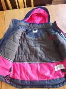 H&M Girls Winter Jacket 3-4yrs Peterborough Peterborough Area image 2