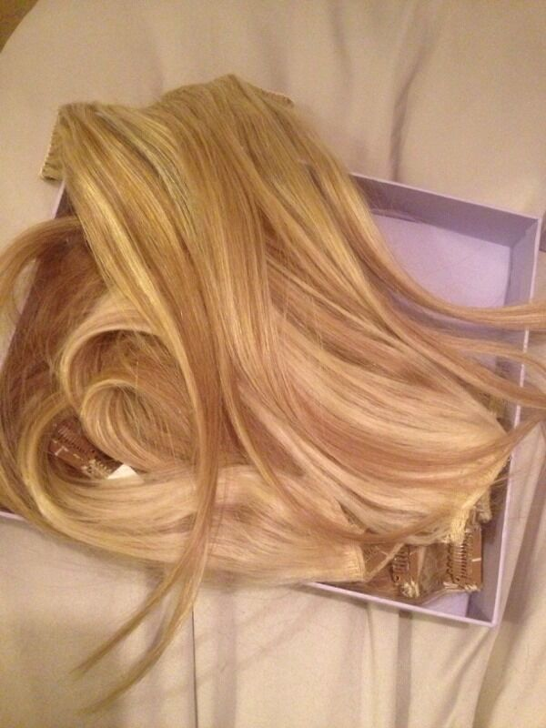 Dirty Looks Hk Hair Extensions 12 14 Inch Brand New In Stonehaven