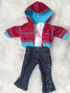 America Girl - 3 piece casual outfit
