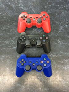 PS3 Controllers - Sony Officials / Non officials