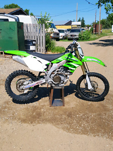 For sale 2008 KX 450