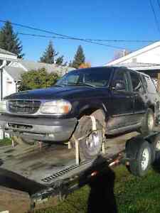 1998 ford explorer last call