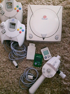 Sega Dreamcast lot