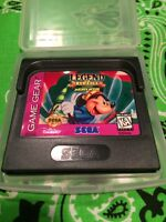 Legend of Illusion Starring Mickey Mouse - Sega GameGear - Used