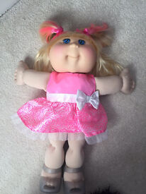 Cabbage patch kid as new