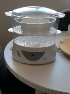 RIVAL - 2 tier food steamer