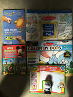preschool crafts and activities- all for $10 in Vernon
