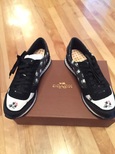 Women's Coach sneakers with original box included