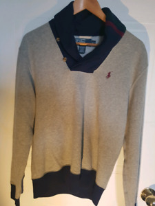 Used Ralph Lauren Polo pullover sweater