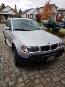 BMW X3   2004  FULLY LOADED  MANUAL