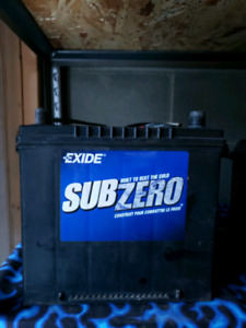 Top post used car battery only $30