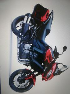 ÉCHANGE-Kawasaki Versys 1000 2018 klz.  (concours 14)