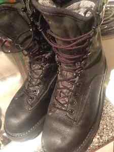 Gore Tex Waterproof Leather Military Boots Women's size 8 St. John's Newfoundland image 2