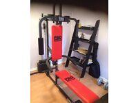 york 1003 multi gym. pro power home multi gym york 1003