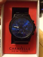 Caravelle NY Mens watch
