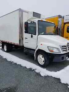 2008 Hino Reefer Truck